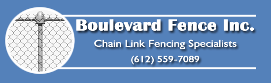 Boulevard Fence Chain Link Fence Experts