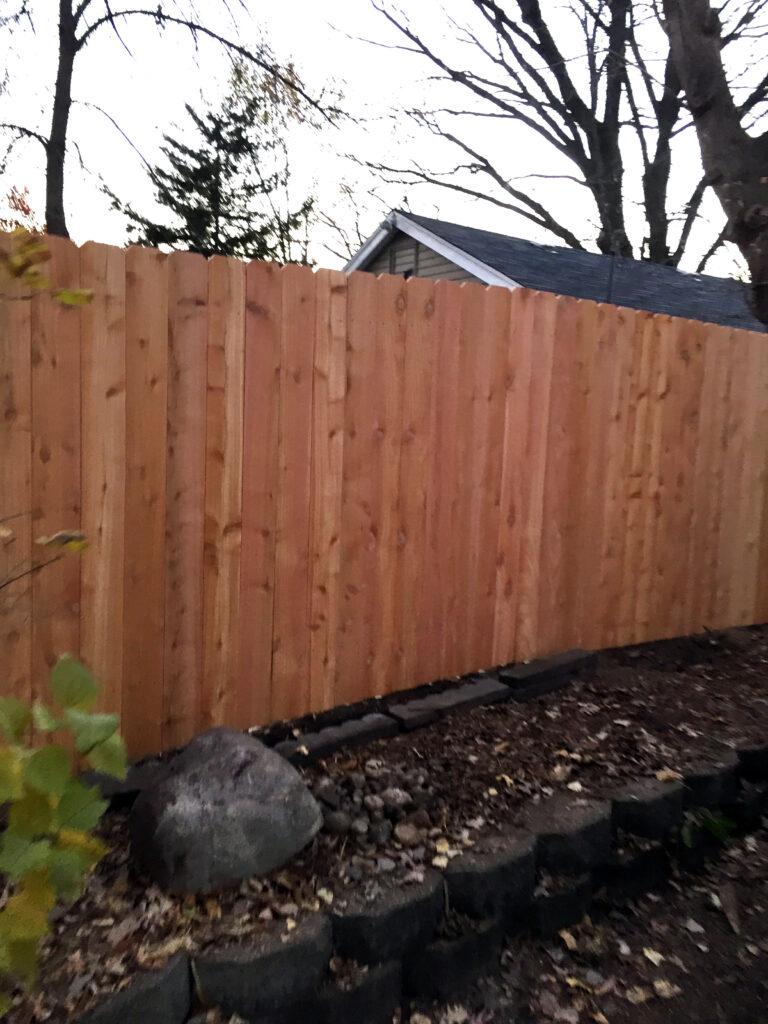 Wood Fencing – Boulevard Fence Inc.